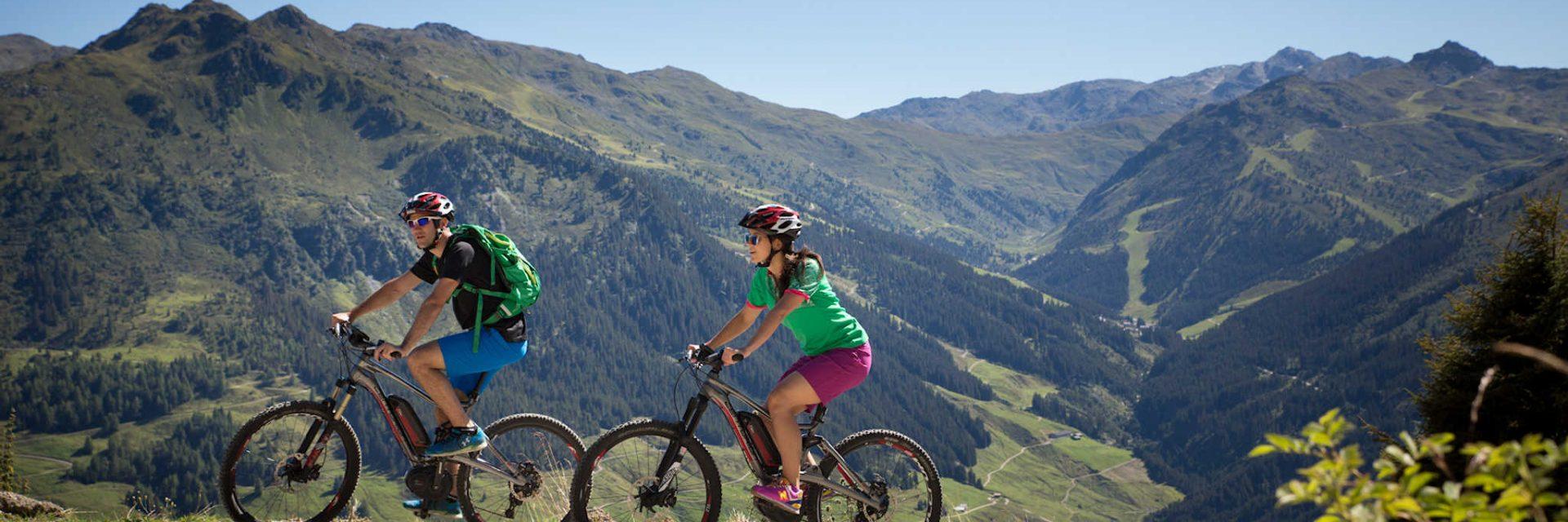 Biken, Radeln im Zillertal